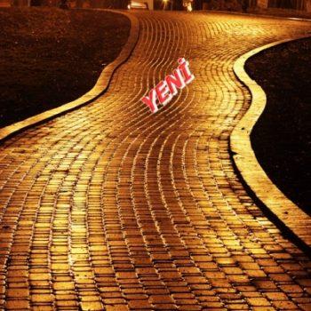 yol dekorlu gergi tavan