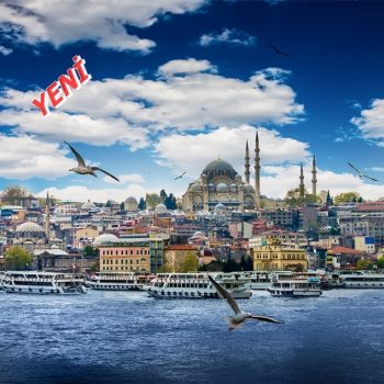 istanbul manzaralı gergi tavan